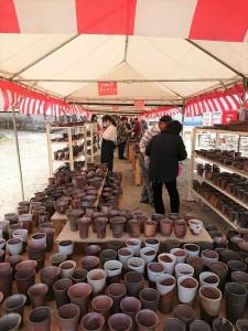 秋の陶器祭り 開催! 9月15日~9月24日