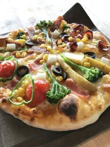 スペシャルピザ