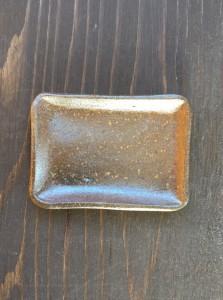 醤油皿長角